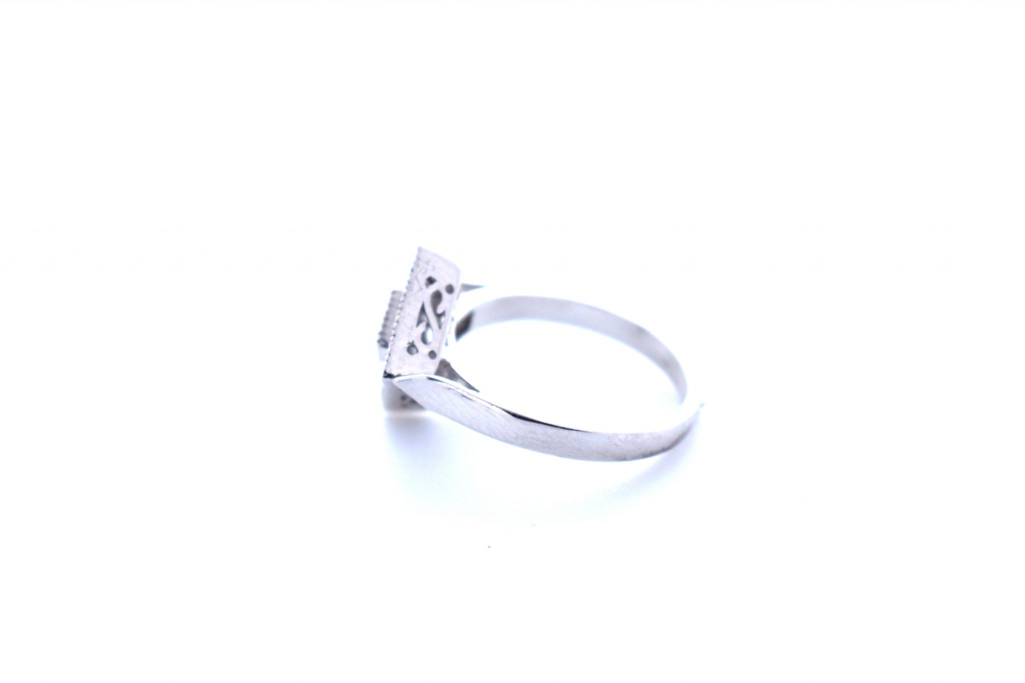 Square Ladies Ring